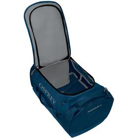 Osprey Transporter 40 Duffel Bag, deep water blue
